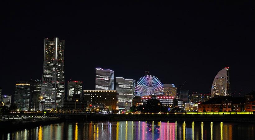 横浜ベイエリア