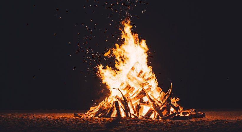 火葬のイメージ