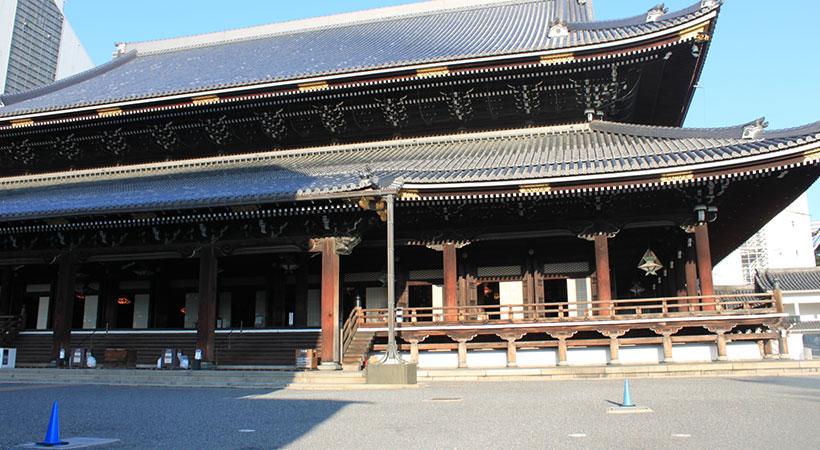 東本願寺の写真