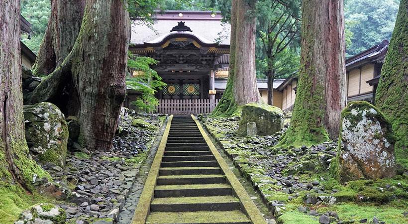 永平寺唐門の写真